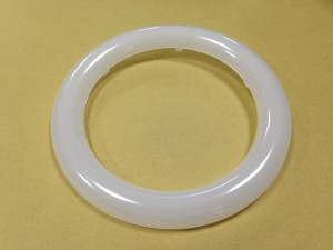 LED燈光學罩